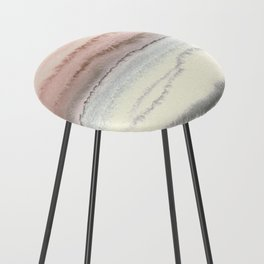 WITHIN THE TIDES - SNOW ON THE BEACH Counter Stool