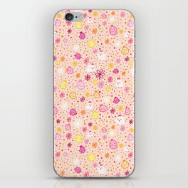 Chicklet iPhone Skin