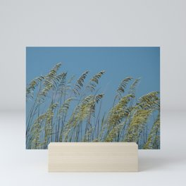 Blowing in the Wind Mini Art Print