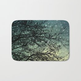 Starry Sky Bath Mat