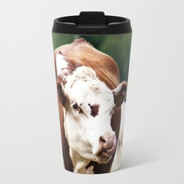 Herefordshire Cow Travel Mug