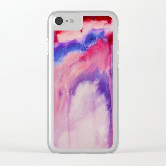 Improvisation 23 Clear iPhone Case