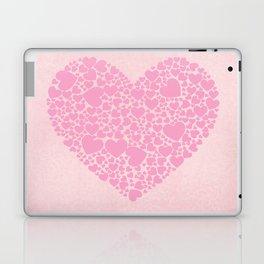 Rose Hearts Laptop & iPad Skin