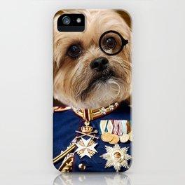 Kaiser Max Von Stalter iPhone Case