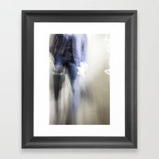 Ghost n Stuff 1 Framed Art Print