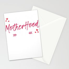 Livin That Motherhood Life Stationery Cards