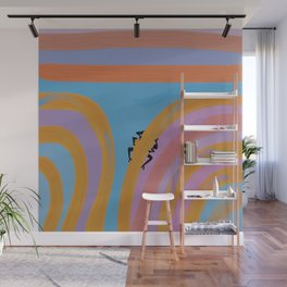 Adventures of a Bug Wall Mural