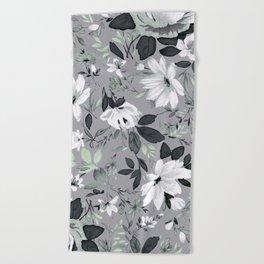 Flowers -a55 Beach Towel