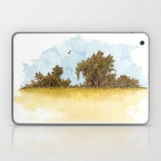 Dry Fields of Clovis Laptop & iPad Skin