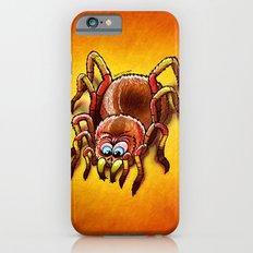 Tarantula Sinking its Fangs into Fresh Flesh Slim Case iPhone 6s