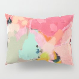 spring moon earth garden Pillow Sham