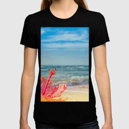 peace love and aloha T-shirt
