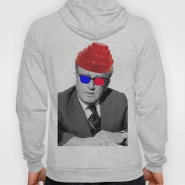 3D Kissinger Devolution Helmet Hoody
