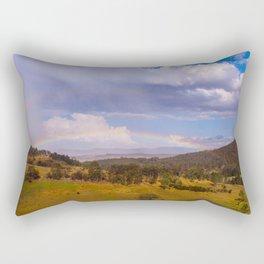 Barrington Tops Rainbow Rectangular Pillow