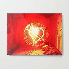 ''Love expossure 2'' - Amor exposição 2 Metal Print