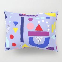 Tiny Inventor - Purple Sailor Pillow Sham