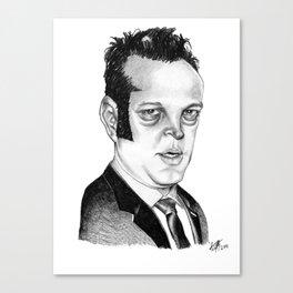 Vince Vaughn  Canvas Print