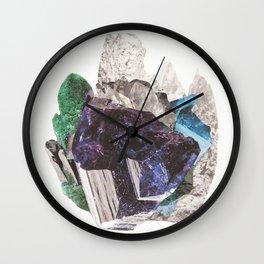 Crystalize II Wall Clock