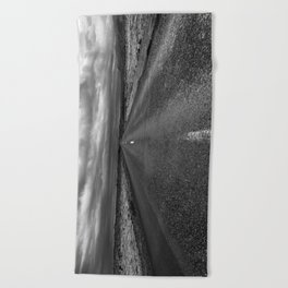 Ready for a Change Beach Towel