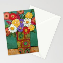 """""""Flowers for Frida"""" Stationery Cards"""