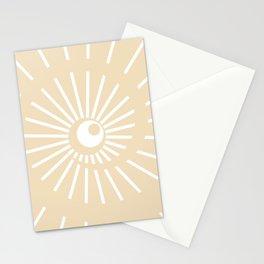 Sunshine / Sunbeam 9 Stationery Cards