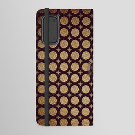Wooden ceilings of Spain Android Wallet Case