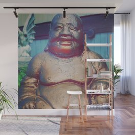 Chill Hommie Wall Mural