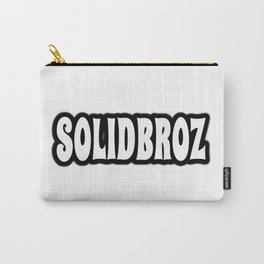 Solidbroz (Logo) Carry-All Pouch