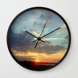 FocalPoint Wall Clock