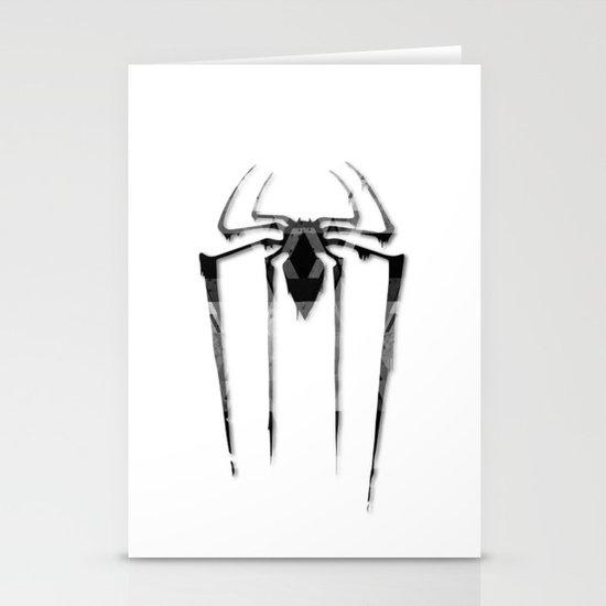 Amazing Spiderman B/W Stationery Cards