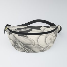 NATURE IN SEPIA Fanny Pack