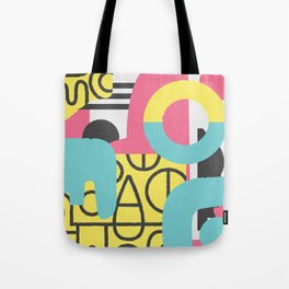 Collusion Tote Bag