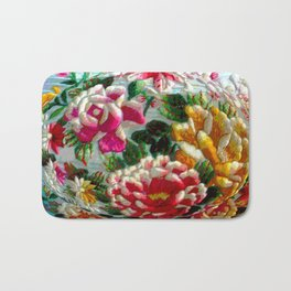 Chintz Egg Bath Mat