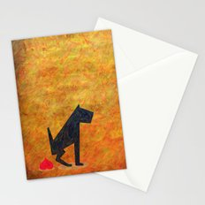 Shit of Love Stationery Cards