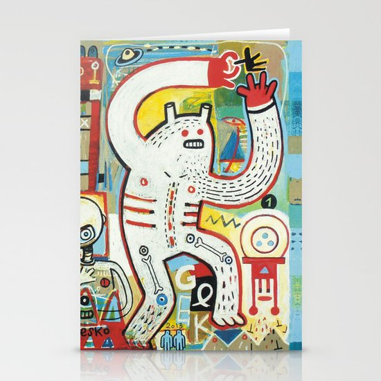 Geek shop  Stationery Cards
