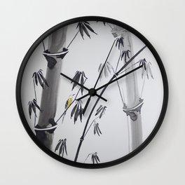 Chinese painting 4 Wall Clock
