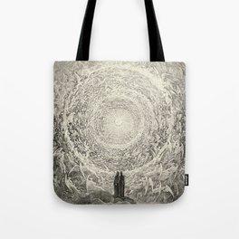 Canto XXXI Tote Bag