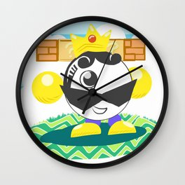 King Boh-bomb Wall Clock