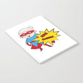 Super Grandma 1 Notebook