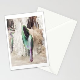 Ice Nymphs Stationery Cards