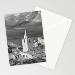 Cinque Terre in Italy Stationery Cards