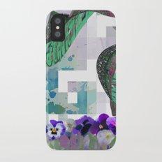 City crush Slim Case iPhone X