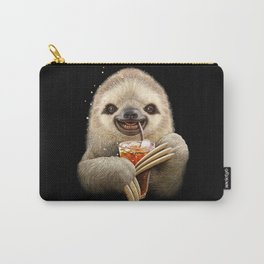 SLOTH & SOFT DRINK Carry-All Pouch