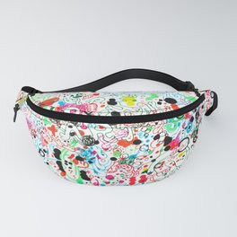 Animals doodle Fanny Pack