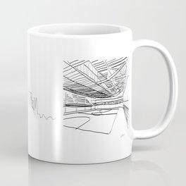 Granada-Madrid Coffee Mug