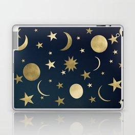 Starry Night #1 #decor #art #society6 Laptop & iPad Skin
