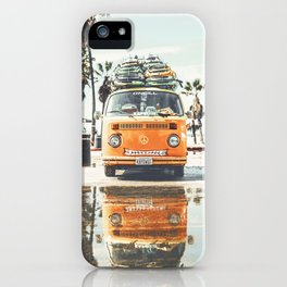 Surfing Day 3 iPhone Case