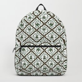 Batik Sido Luhur - Authentic Traditional Pattern Backpack