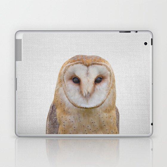 Owl - Colorful Laptop & iPad Skin