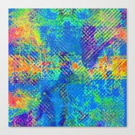 For when the segmentation resounds, abundantly. 10 Canvas Print